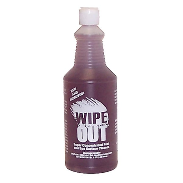 Wipe Out Swimming Pool & Spa Surface Cleaner