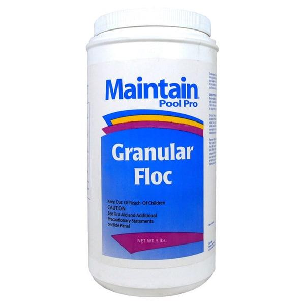 Maintain Granular Floc