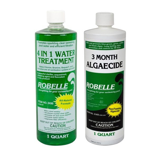 Robelle Clear Water Combo