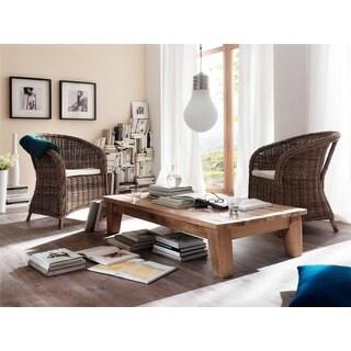 NovaSolo Bonsun Armchair with Cushion (Set of 2)