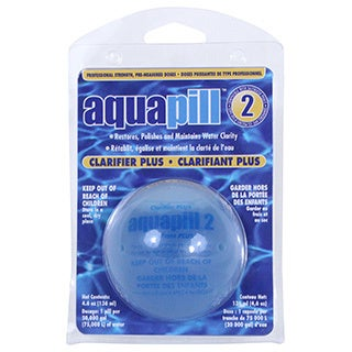 Aquapill 2 Swimming Pool Clarifier Plus
