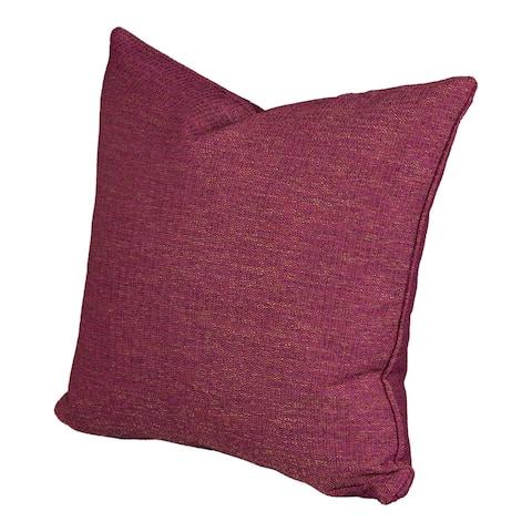 Solar Magenta indoor/Outdoor Accent Pillow