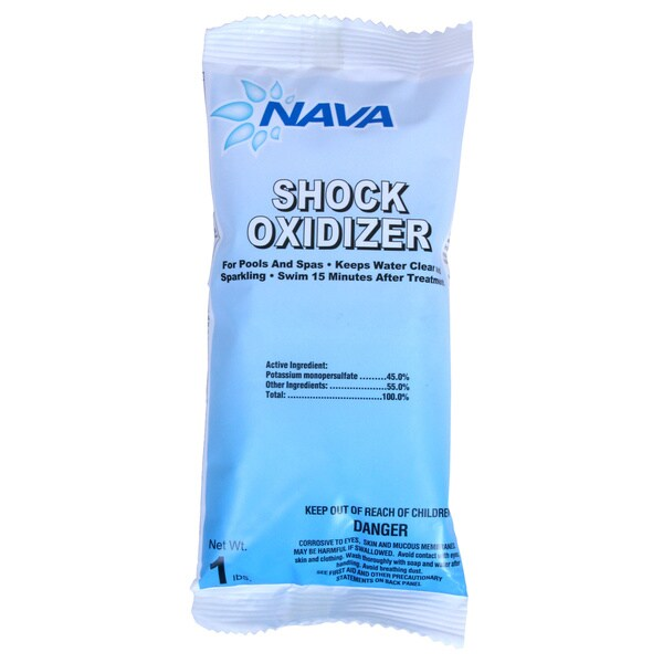 Nava Swimming Pool Shock Oxidizer Free Shipping Today 17140127