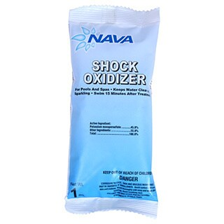 Nava Swimming Pool Shock Oxidizer