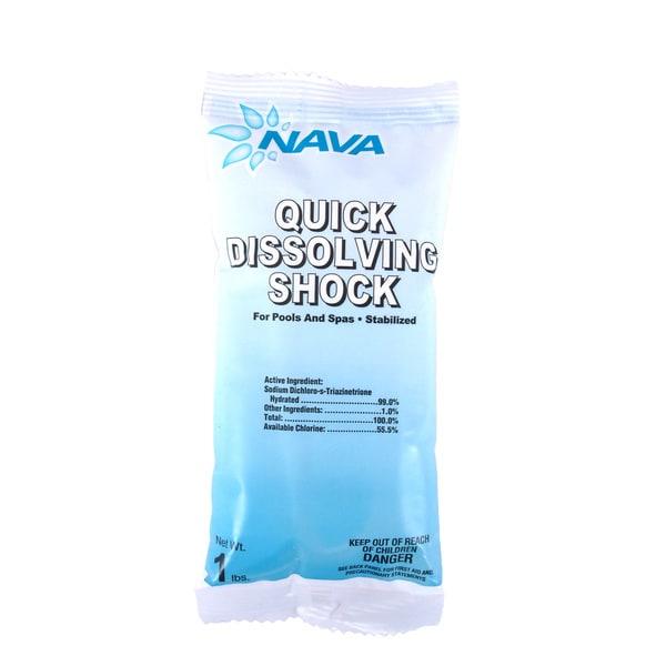 Nava Swimming Pool Quick Dissolving Shock