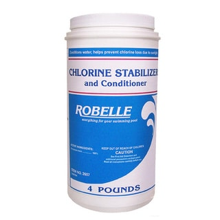 Robelle Chlorine Stabilizer and Conditioner