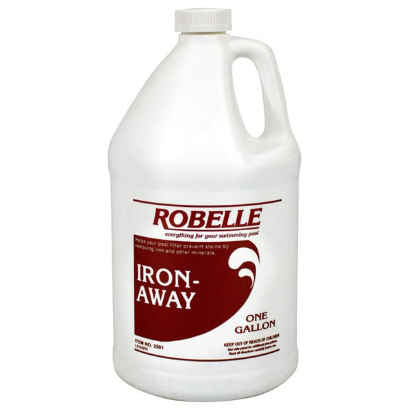 Robelle Swimming Pool Iron-Away