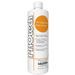 Protech Swimming Pool Phosphate Remover Free Shipping On Orders Over 45