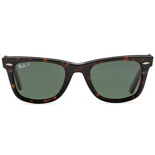 Ray Ban Unisex RB 2140 Original Wayfarer 902/58 Havana Plastic Polarized 50mm Sunglasses|https://ak1.ostkcdn.com/images/products/9990464/P17140925.jpg?impolicy=medium