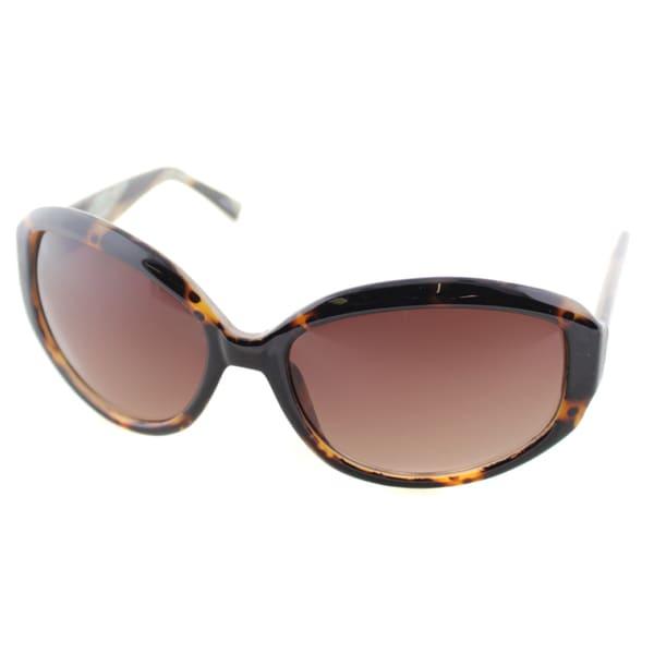 1e5b8a59f4 Cole Haan Womens C 617 28 Tortoise Plastic Oval Fashion Sunglasses