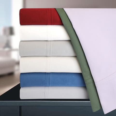 Superior 800 Thread Count Deep Pocket Cotton Bed Sheet Set