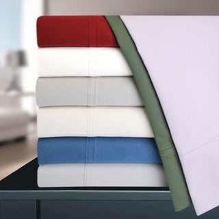 Superior 800 Thread Count Cotton Solid Deep Pocket Sheet Set