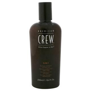 American Crew 3-in-1 Shampoo, Conditioner & Body Wash|https://ak1.ostkcdn.com/images/products/9990839/P17141227.jpg?impolicy=medium