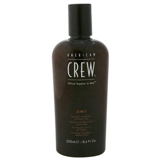 American Crew 3-in-1 Shampoo, Conditioner & Body Wash