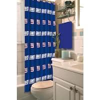 NFL NY Giants Shower Curtain