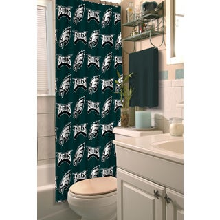 NFL Eagles Shower Curtain