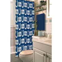 NFL Colts Shower Curtain