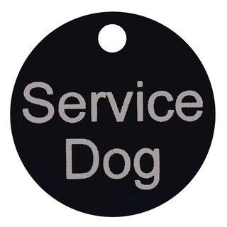 Petflect Service Dog Smart ID Tag