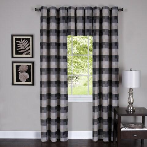 Achim Harvard Grommet Top Curtain Panel