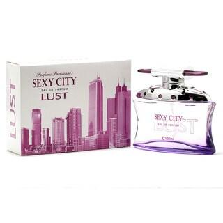 Parfums Parisienne Sexy City Lust Women's 3.3-ounce Eau de Parfum Spray