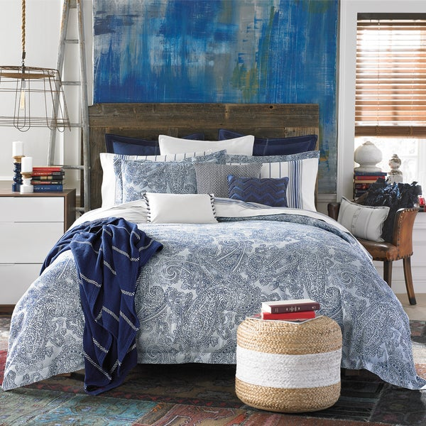 Tommy Hilfiger Canyon Paisley 3-piece Comforter Set