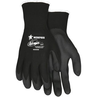 MCR Safety Ninja HPT Nylon Medium Size Safety Gloves
