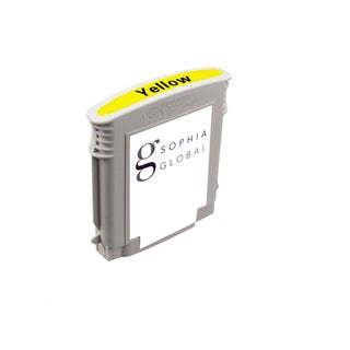 Sophia Global Remanufactured Ink Cartridge Replacement for HP 88XL (1 Yellow)