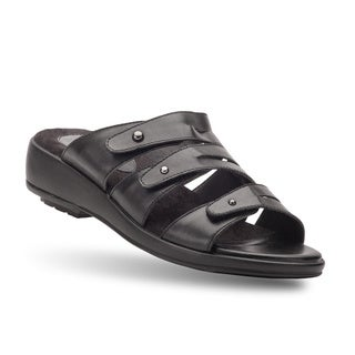 Women's Scarlett Black Casual Sandals