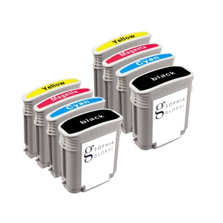 Sophia Global Remanufactured Ink Cartridge Replacement for HP 88XL (2 Black, 2 Cyan, 2 Magenta, 2 Yellow)