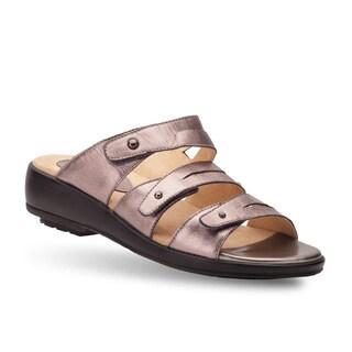 Women's Scarlett Silver Casual Sandals