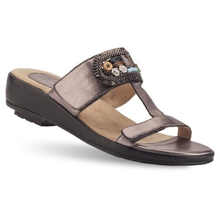 Women's Peony Silver Casual Sandals