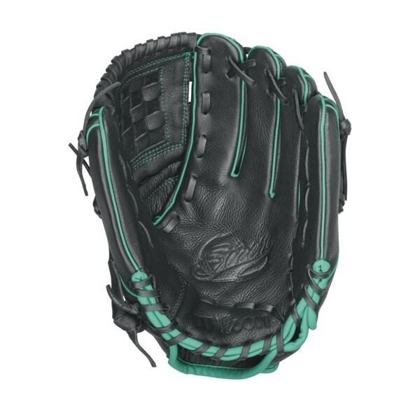 Wilson Siren Youth 11.5-inch Fastpitch Softball Glove