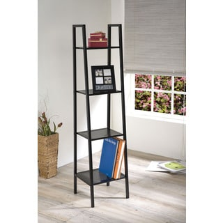 Eason Book Shelf, Black
