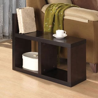 Carmeno Side Table, Espresso