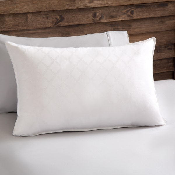 700 Fill Power PurDown Antimicrobial Hypoallergenic White Down Pillow