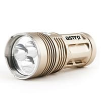 Guard Dog Astro 2000 Lumen Waterproof Tactical Flashlight