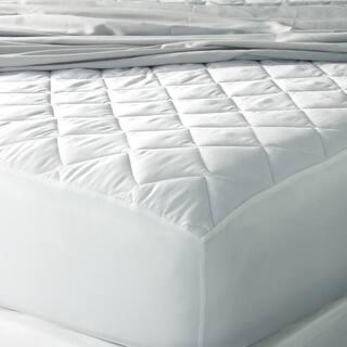 Eddie Bauer 400 Thread Count Premium Cotton Hypoallergenic Antimicrobial Mattress Pad https://ak1.ostkcdn.com/images/products/9991597/P17141815.jpg?impolicy=medium