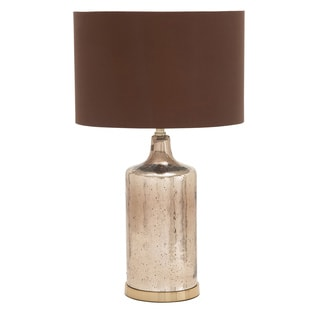 Casa Cortes Terra 23-inch Mercury Glass Table Lamp