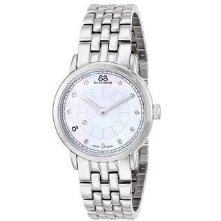 88 Rue du Rhone Women's 87WA120005 'Double 8 Origin' Swiss Quartz Stainless Steel Watch