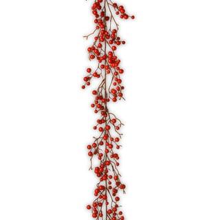 Berry 6-foot Garland