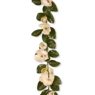 Magnolia Cream 60-inch Garland
