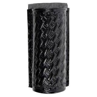 TerraLUX InfiniStar Basket Weave Black Leather Holster