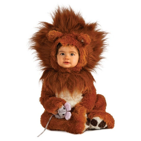 Toddler's Lion Cub Animal Costume