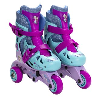 Disney Frozen Convertible 2-in-1 Kids Skate Junior Size 6-9|https://ak1.ostkcdn.com/images/products/9991891/P17142060.jpg?impolicy=medium
