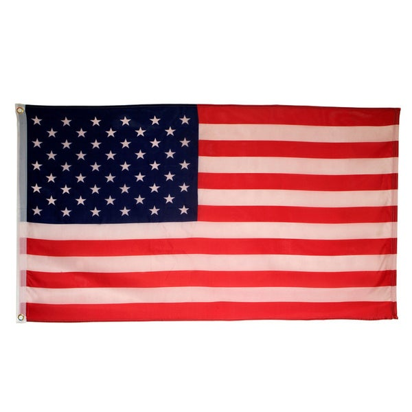 Shop United States Red White Blue Polyester Flag