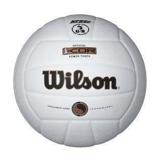 Wilson i-COR Power Touch White Volleyball