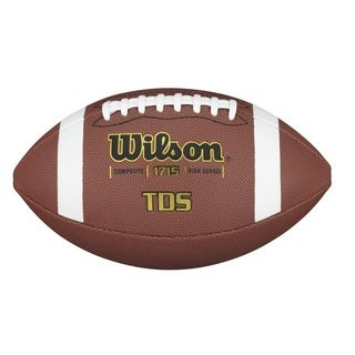 Wilson TDS Composite Piloflex Superskin Football