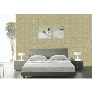 Legion Furniture Gold/Green Wall Paper