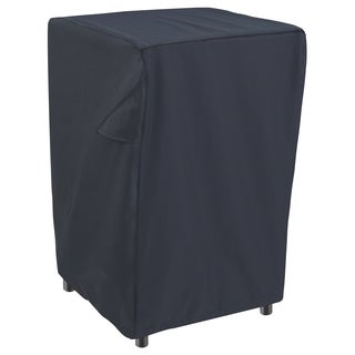 Classic Accessories Black Square Smoker Cover