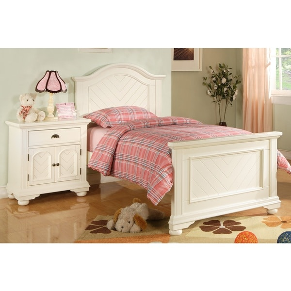 Shop picket house napa 2 piece twin bedroom set free shipping today overstock 9992049 for Napa valley bedroom furniture